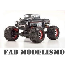 Automodelo Kyosho Mad Force 2.0 1/8 Combustão - Revo Savage