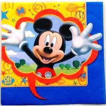 Guardanapo Decoupage Mickey 14 Unidades