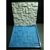 Forma-Silicone-Mosaico-3d-Gesso-Canjiquinha-30x30-Cm
