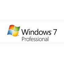 Windows 7 Pro C/midia 32bits Oem