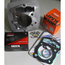 Kit Potência Nx/cbx/xr200 C/pistão Crf230 67mm E Comando