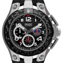 Relógio Orient Mbtpc002 Flytech Pulseira De Poliuretano