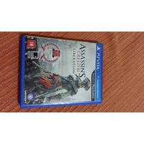 Assassins Creed Iii Liberation Para Psvita