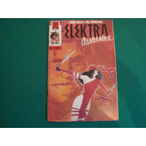 Cx Ar 77 ## Mangá Hq Raridade Elektra Assassina Vol 3 De 4