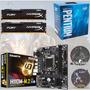 Kit Gamer Pentium G4560   Gigabyte H110m M2   Hx 16gb 2400