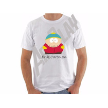 Camisa Camiseta South Park Erik Cartman