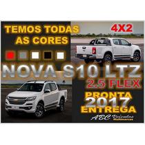Nova S10 Ltz 2.5 4x2 Manual -2017 - Pronta Entrega- Zero Km