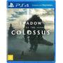 Shadow Of The Colossus - Ps4 - Novo - Mídia Física - Br