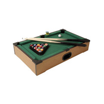 Mini Bilhar Sinuca Snooker - Western
