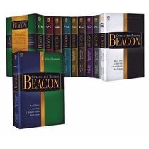 Comentário Bíblico Beacon At E Nt 10 Vol + Dicionár Wicliffe