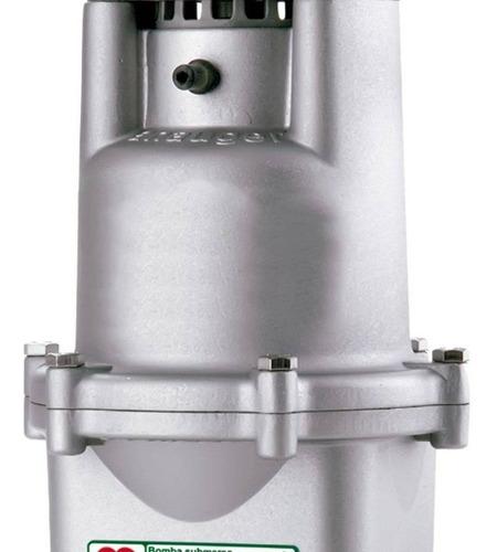 Bomba Submersa Modelo Ecco 127v/220v 300w Anauger