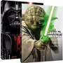 Dvds Star Wars A Saga Completa - (6 Dvds) - Original - Novo!