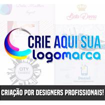 Criar Logo Logotipo Logomarca Profissional Design Gráfico