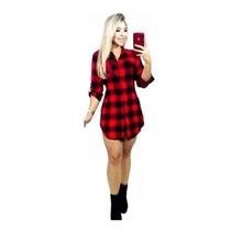 daa742719 Busca vestidos xadrez com os melhores preços do Brasil - CompraMais ...
