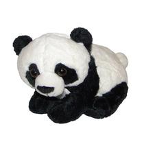 Urso Panda De Pelúcia - Deitado