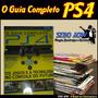 Revista Guia Completo Playstation 4 Ps4 Editora On Line