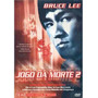 Dvd Bruce Lee - Jogo Da Morte 2 ( Semi Novo).
