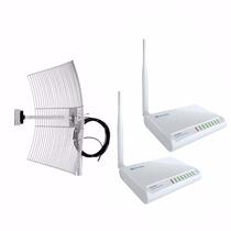 Receber Internet Via Rádio, Wifi E Transmitir Sem Fio, Wifi