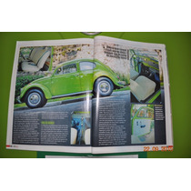 Volkswagem Fusca Standard - Série Bravo - 1973 - Raro Modelo