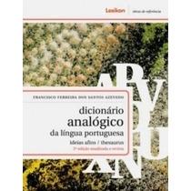Dicionário Analógico Da Língua Portuguesa - Idéias Afins / T