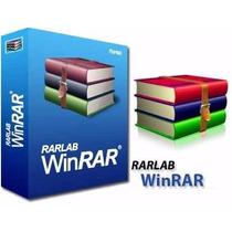 Winrar 5.50 Última Versão Licença Em Seu Nome Pf Ou Pj!
