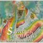 Cd Sambas De Enredo Inesquecíveis - Vol. 2 - Semi Novo***