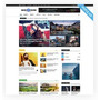 Site Portal De Notícias 2018 # Blog - Wordpress # Instalado