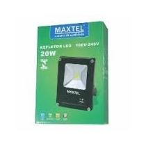 Refletor Led 20w Holofote Maxtel Branco Frio / Quente Ip66