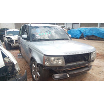 Sucata Discovery 3 Motor 2.7 Diesel 4x4 Ano 2008