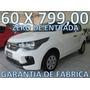 Fiat Mobi Easy Flex  Zero De Entrada + 60 X 799,00 Fixas