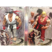 Ken + Ryu Street Fighter Iv (envio Imediato)