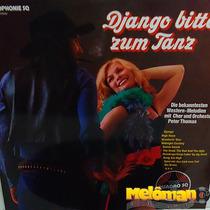 Orchester Peter Thomas 1973 Django Bittet Zum Tanz Lp