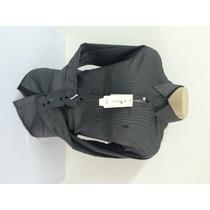 Camisa Social Masculina Polo, Cor Preto
