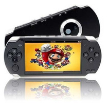 Video Game Portátil Mp3 Mp4 Mp5 Tipo Psp Com 10 Mil Jogos