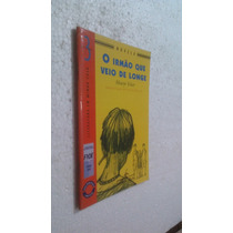 Livro O Irmão Que Veio De Longe - Moacyr Scliar