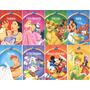 Kit Com 8 Livros Infantil Disney Pronta Entrega Lindos