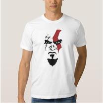 Camisa God Of War - Kratos