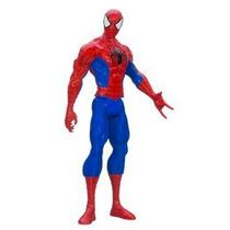 Boneco Articulado Homem Aranha Spider Man Hasbro Fretegrátis