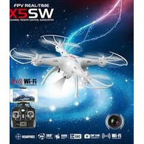 Avião Controle Remoto Drone Helicóptero Syma Câmera Ao Vivo