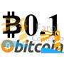 0.1 Bitcoin Btc Moeda Virtual Envio Instantâneo Criptomoeda