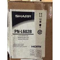 Lousa Digital Sharp Pn-l602b