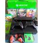 Xbox One 500gb Zero 2 Controle Kinct   Jogos   Brinde Barato