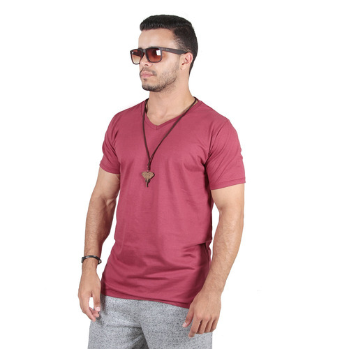 Kit C 10 Un Blusa Camisa Camiseta Masculina Gola V Baratas. R  199.9 074d2b07fe0