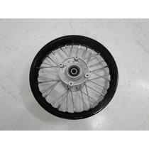 Roda Completa Aro 12 Traseira Para Mini Moto 110cc E 125cc