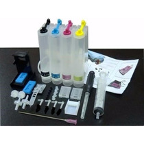 Bulk Ink Para Impressora Deskjet Hp1000 + 400ml De Tinta **