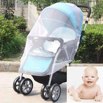 Capa Mosquiteiro Para Carrinho Bebê Ou Para Bebê Conforto