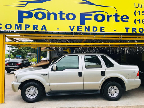 FORD F-250 4.2 XLT 4X2 CD TURBO INTERCOOLER DIESEL 4P