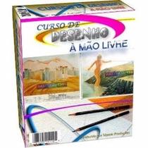 Desenho A Mão Livre E Histórias Em Quadrinhos - 1.170 Pags.