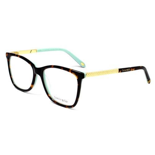 e2e97d82fad79 Armação Oculos De Grau Tiffany   Co. Tf2099 Acetato - R  129 en ...