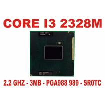 Processador Core I3 2328m Notebook 2ª Geração Pga988 Sr0tc